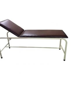Examination Couch - Brown
