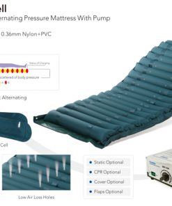 Cell Overlay Mattress with Pump (Stage II) QDC 501