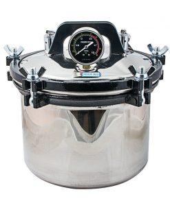 8L Portable Steam Autoclave Sterilizer